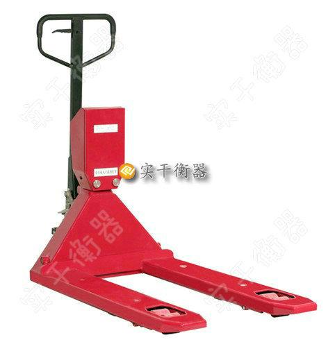 防腐3吨电子叉车秤