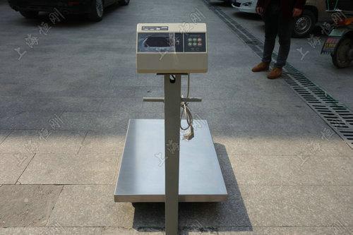 连接电脑电子地磅秤1*1米