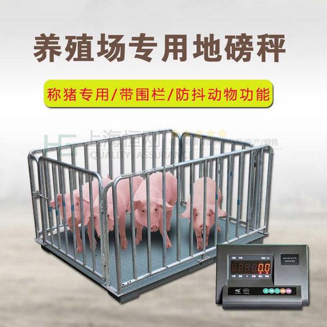 1.2*1.5米称动物电子地磅秤