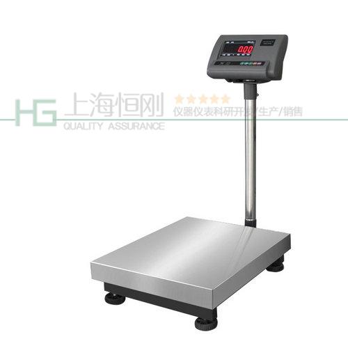 80kg落地式电子秤 工业计量台秤带报警