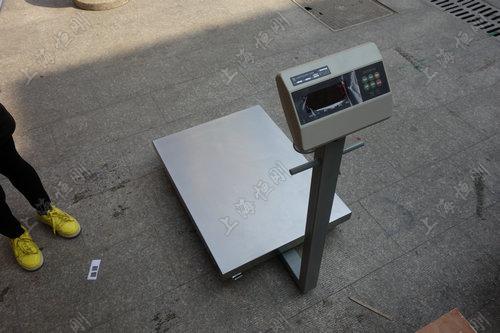 200kg磅秤 立杆式电子台磅