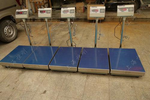 60kg台式电子计量秤 数显台秤连接计量统计系统