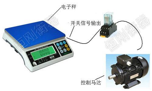 3-30kg多功能电子秤 开关量信号输出电子桌秤