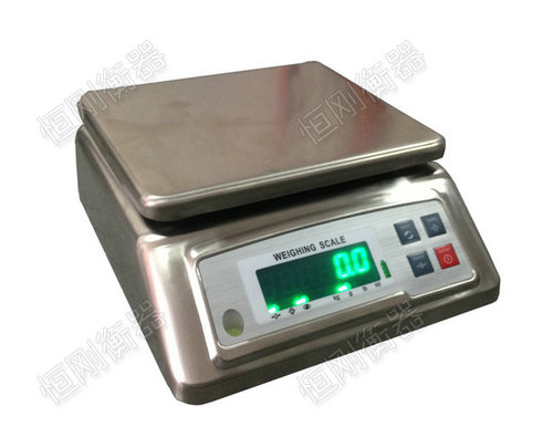 304不锈钢电子桌秤 防水电子秤价格