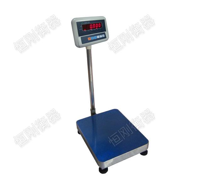 90kg物流电子秤 包裹计量台秤价格